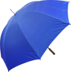 Promo Budget Golf Umbrella - Royal Blue