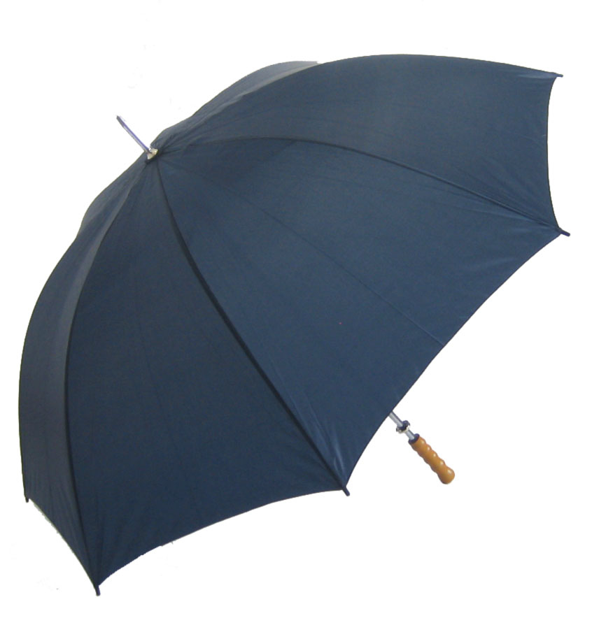 Promo Budget Golf Umbrella - Navy