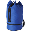 Duffel Bag with Shoe Pocket - Royal Blue
