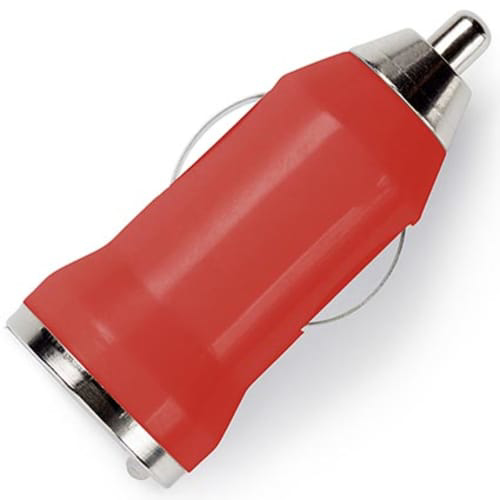 Boost In Car Charger - Red