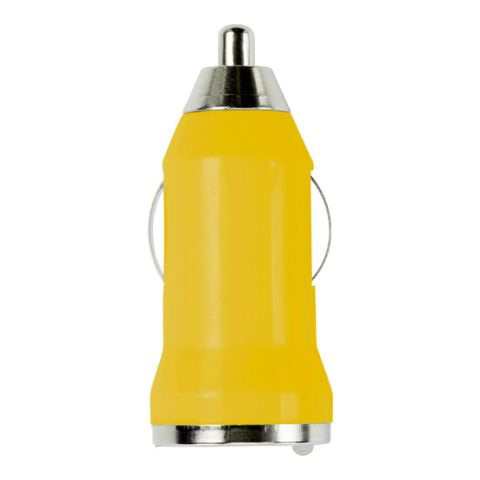 Boost In Car Charger - Yellow