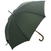 Woodstick Umbrella - Dark Green