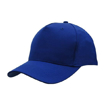 Polyester Twill Budget Cap - Royal Blue
