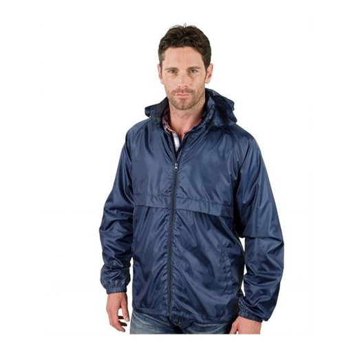 Result Windcheater Jacket - Model