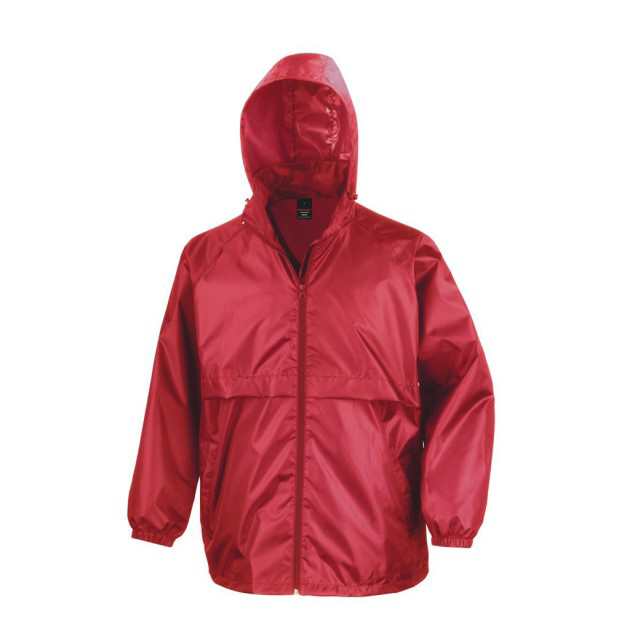 Result Windcheater Jacket - Red