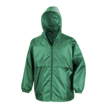 Result Windcheater Jacket - Emerald Green
