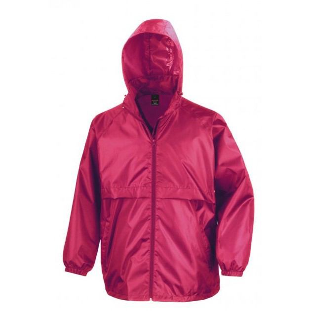 Result Windcheater Jacket - Hot Pink